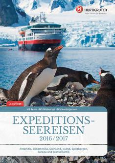 Expeditions-Seereisen 2016/2017