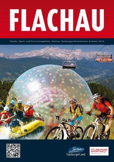 Flachau Gastgeberverzeichnis Sommer 2014