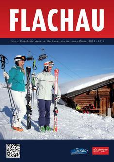 Flachau Gastgeberverzeichnis Winter 2013/2014