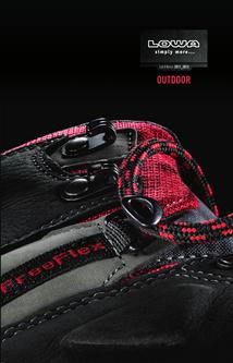 Outdoor Schuhe Winter 2011/2012