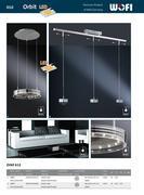 orbit z in wofi leuchten 2011 von mondilux. Black Bedroom Furniture Sets. Home Design Ideas
