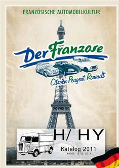 H / HY- Ersatzteile 2011