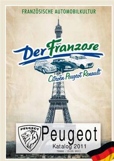 Peugeot Teile 2011