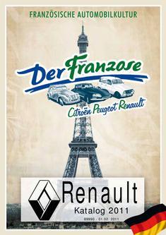 Renault Ersatzteile 2011