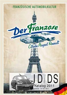 DS / ID - Ersatzteile 2011
