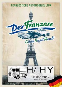 H / HY- Ersatzteile 2012