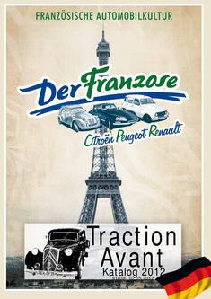Traction Avant (11CV) Ersatzteile 2012