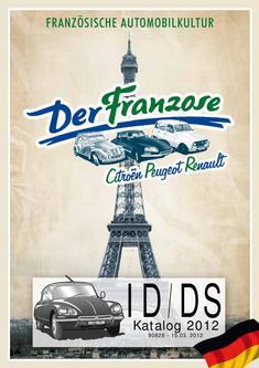 DS / ID - Ersatzteile 2012
