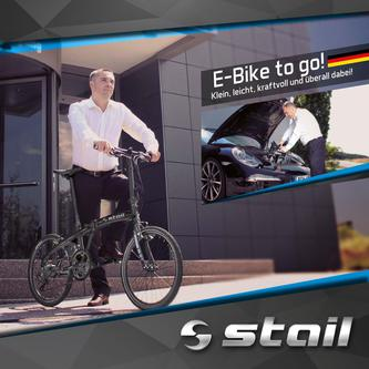 Stail 2017 E-Bike to go