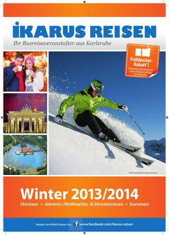 Reisen Winter 2013/2014