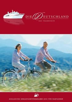 Themenkreuzfahrten Radfahren 2014