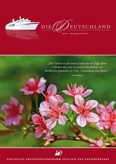 Themenkreuzfahrten Garten 2014/2015