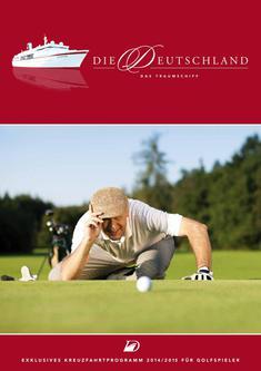 Themenkreuzfahrten Golf 2014/2015