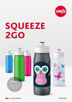 Squeeze Bottle 2017