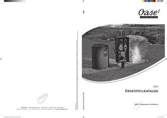 Gartenkataloge kostenlose kataloge f r den garten mit for Oase living water ersatzteile