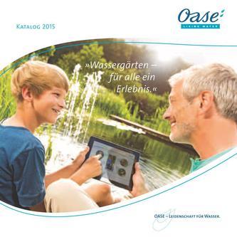 oase living water kataloge. Black Bedroom Furniture Sets. Home Design Ideas