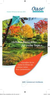 Herbst Winter Flyer 2015