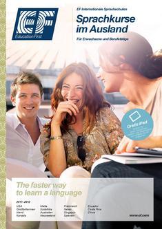 Sprachkurse für Erwachsene und junge Berufstätige 2011-2012