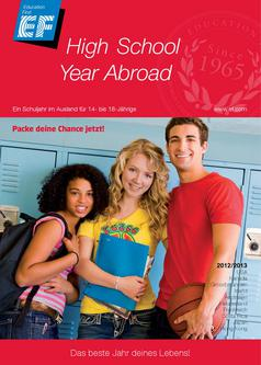 High School Year Abroad 2012-2013