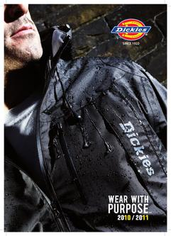 Dickies Workwear 2010