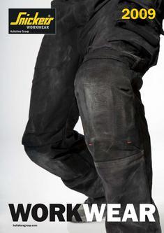 Snickers Workwear Gesamtkatalog 2009