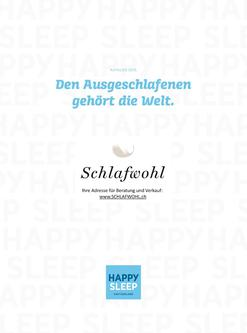 Happy Sleep Katalog 2015
