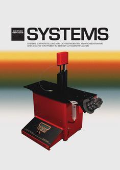 Systeme und Geräte aus dem Bereich Ultrazentrifugation
