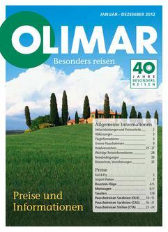 Preise und Informationen Himmlisches Italien 2012
