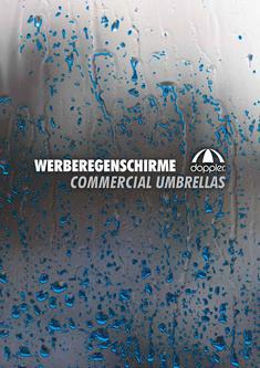 Werbe Regenschirme 2013