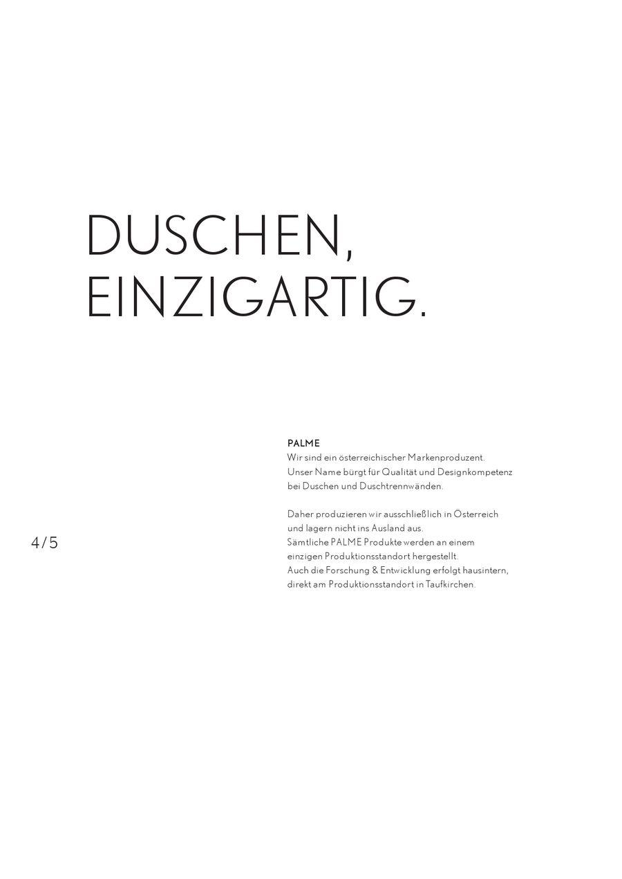 Amüsant Palme Duschabtrennungen Dekoration Von P. 1 / 96