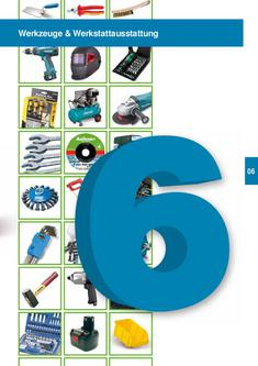 Werkzeuge & Werkstattausstattung 2012