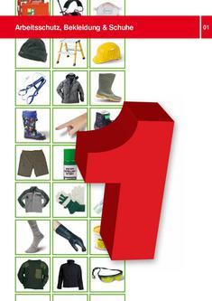 Arbeitsschutz, Bekleidung & Schuhe 2012