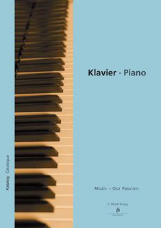 Klavierkatalog