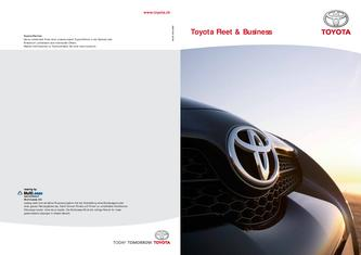Toyota Fleet & Business