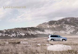 Toyota Land Cruiser V8 2010