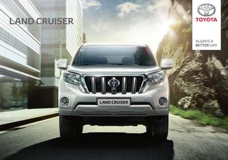 Toyota Land Cruiser LC150 2015