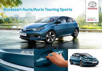 Accessori Auris/Auris Touring Sports 2018 (Italienisch)
