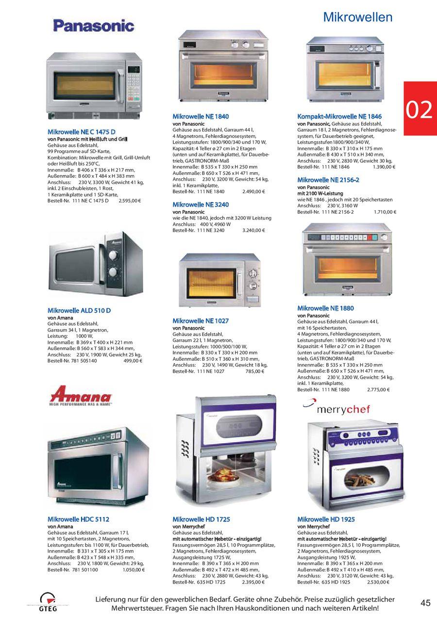 Gastro Küchengeräte und Kücheneinrichtung von Hangel Gastronomietechnik