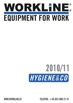WORKLINE Hygiene & Co 2010/11