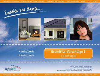hausbau kataloge. Black Bedroom Furniture Sets. Home Design Ideas