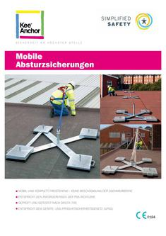 Mobile Absturzsicherungen Kee Anchor®