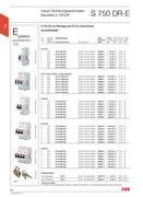 hochleistungs sicherungsautomaten 2012 von abb. Black Bedroom Furniture Sets. Home Design Ideas