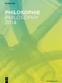 Philosophie 2014