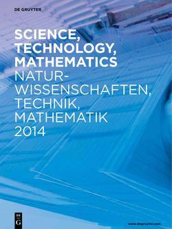 Naturwissenschaften, Technik und Mathematik 2014