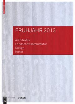 Birkhäuser Katalog Frühjahr 2013