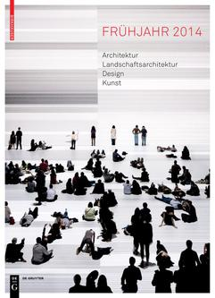 Birkhäuser Katalog Frühjahr 2014