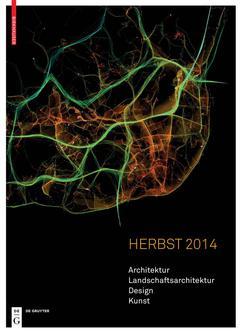 Birkhäuser Katalog Herbst 2014