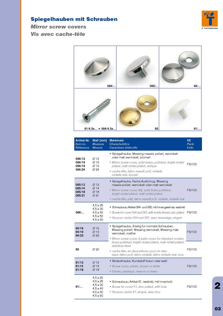 rundkopfstifte Pointes en laiton 1,6 x 25 mm acier laitonn/é 30 g