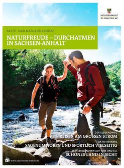 Naturfreude - Durchatmen in Sachsen-Anhalt 2014