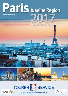 Paris & seine Region 2017
